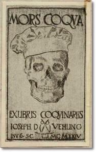 Ex-Libris de Joseph Dommers Vehling